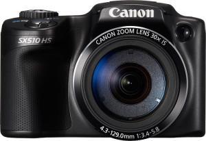 Canon PowerShot SX510 dslr