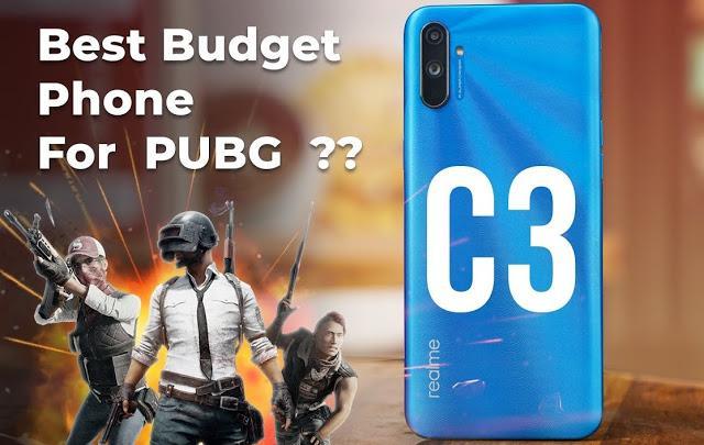 Best Budget Smartphone For PUBG : Realme C3 Review