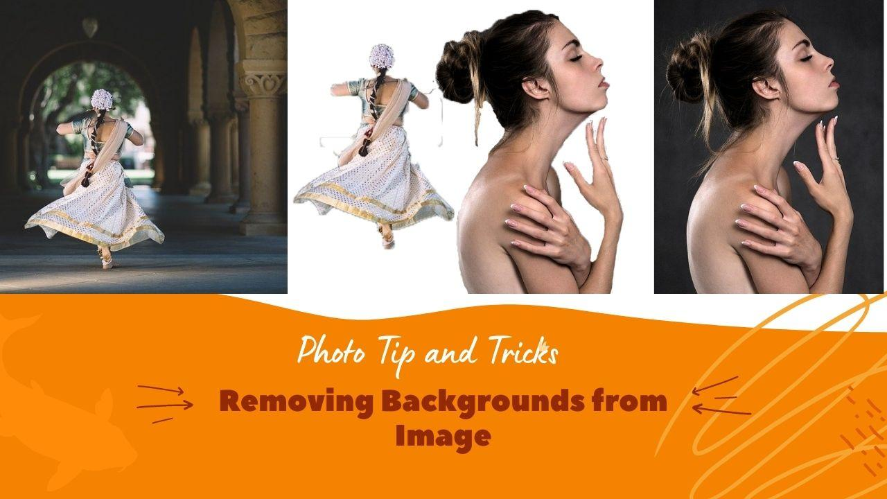 Removing Backgrounds from Image