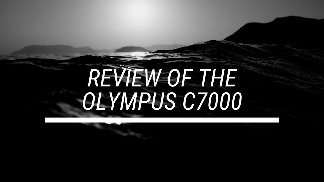 Review of the Olympus C7000